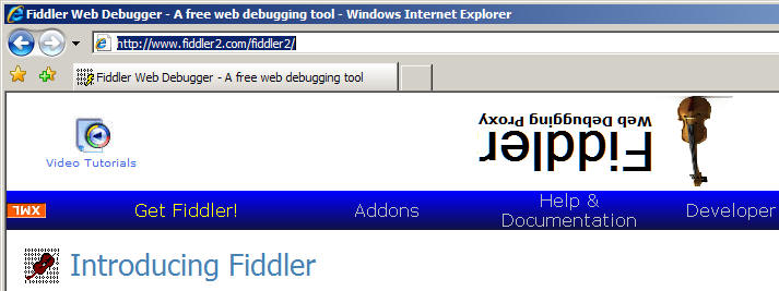 Fiddler Web Debugger - Useful Extensions